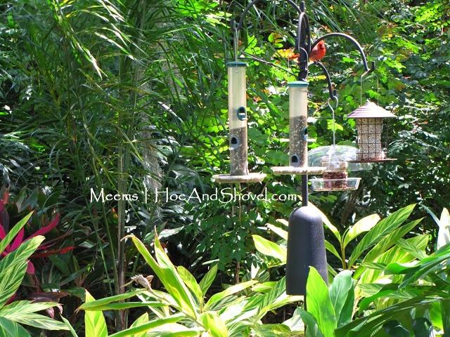 #BirdFeeders ~ #HoeAndShovel.com ~ Hoe and Shovel: Decorative ... Meet Functional