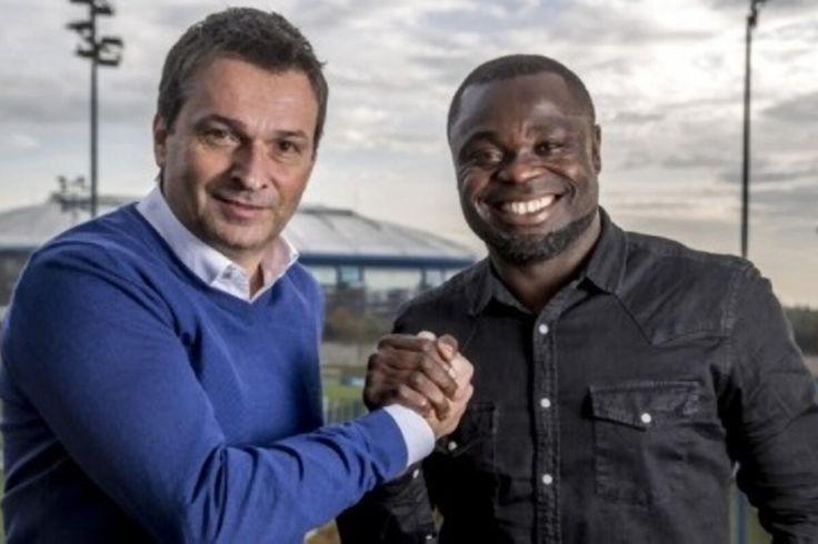 Gerald Asamoah Appointed Head Coach For Schalke O4 U23 Side