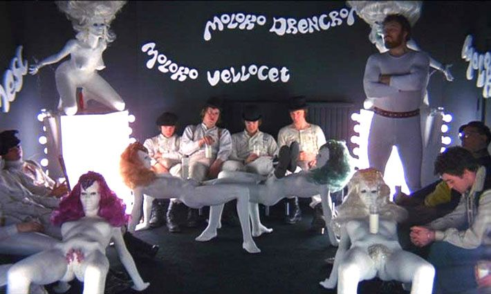 The clockwork orange