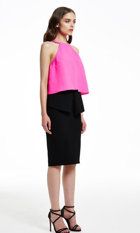 AlibiOnline - Ticking Time Bomb Top by COOPER ST, $109.95 (http://www.alibionline.com.au/ticking-time-bomb-top-by-cooper-st/)
