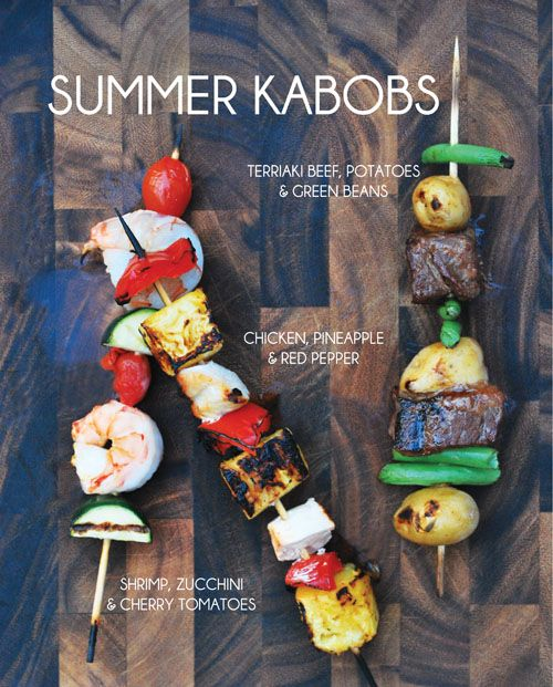 kabobs: Party'S Decor Food Ideas, Skewers Earlier, Easy Dinners, Kabobs Ideas, Kabobs Recipes, Ideas Quick, Dinners Parties Kabobs, Dinners Ideas, Summer Kabobs