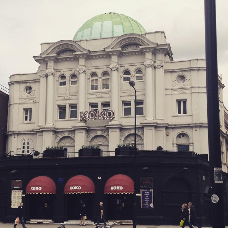 KOKO, now a popular live music and concert venue in Camden, opened on Boxing Day in 1900 and was one of the largest theatres outside the West End