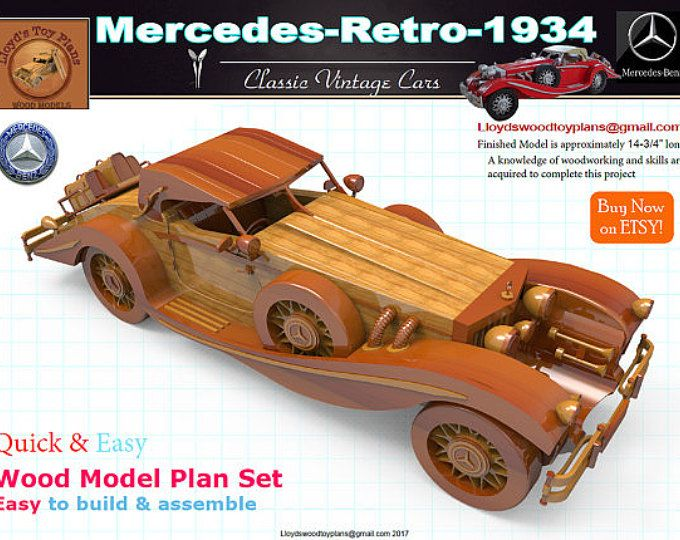 458 Best Wooden Toys Cars Images On Pinterest Models Bronze And