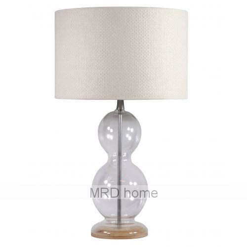 Table lamp for guest room