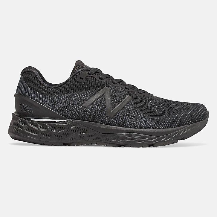 Fresh Foam 880v10 In 2020 New Balance Fresh Foam Black Running Shoes Womens Running Shoes