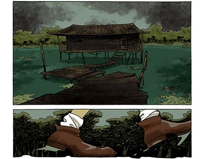 """Check out new work on my @Behance portfolio: """"COLORED COMIC PAGE"""" http://be.net/gallery/53462619/COLORED-COMIC-PAGE"""