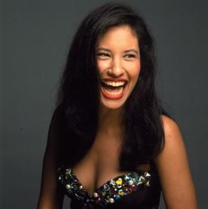 Selena Quintanilla-Perez, a third-generation Texan, was born in Freeport in 1971. The youngest of three children, she began singing at the age of eight. Backed by her father, Abraham, on guitar; her brother, A.B., on bass; and her sister, Suzette, on drums, Selena started her musical career at her father's Mexican restaurant in Lake Jackson.
