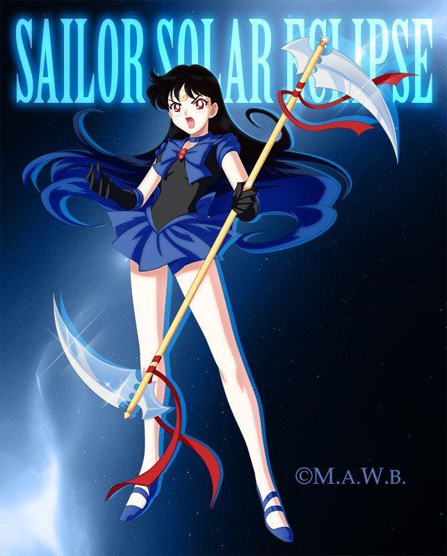 sailor moon solar system - photo #10