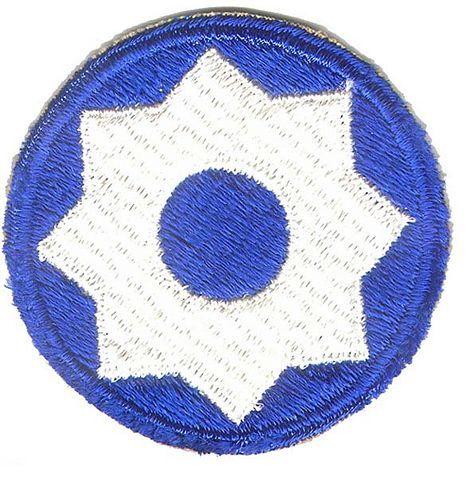 8TH CORPS AREA SERVICE COMMAND