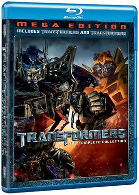Transformers 1 and 2  dvd #blu-ray shia labeouf, #megan fox, josh #duhamel, tyres,  View more on the LINK: 	http://www.zeppy.io/product/gb/2/381497151631/