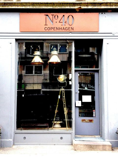 Lovely shops and city tips of Copenhagen -Vesterbro- on ensuus blog -No 44-