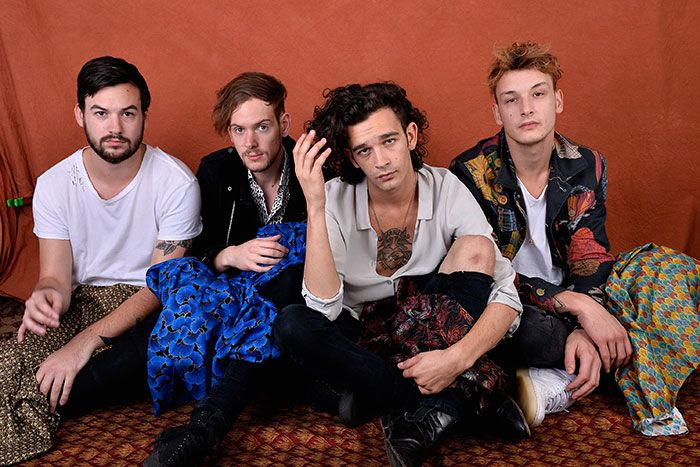 Ever Wondered What It's Like to Be a Cool Band on Tour? This Exclusive Video of The 1975 Takes You Backstage and to the Streets