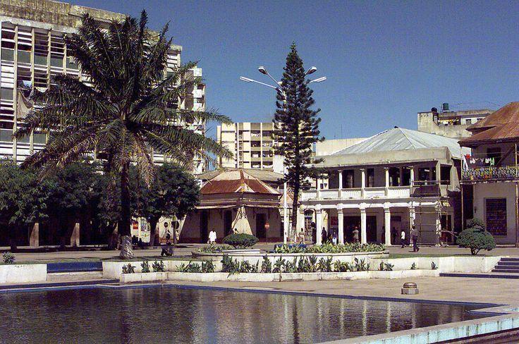 Beira ◆Mozambique - Wikipedia https://en.wikipedia.org/wiki/Mozambique #Mozambique #Beira
