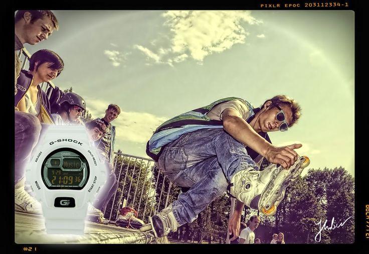 SK8 & G-Shock 2
