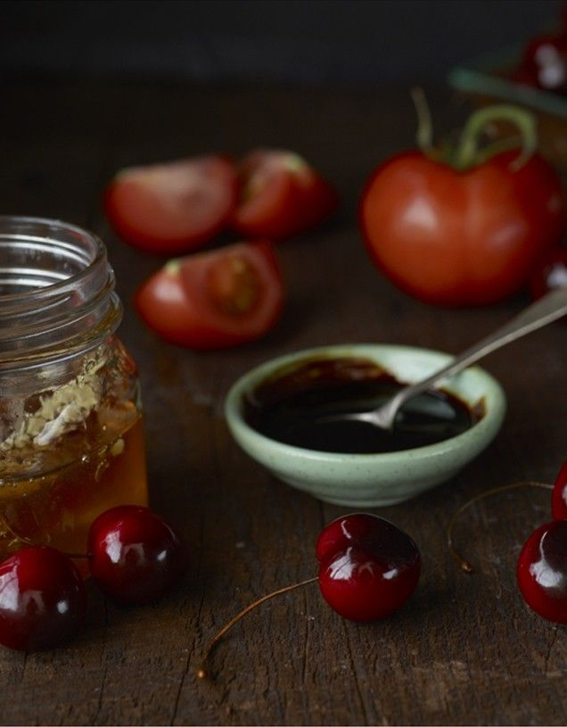 Black Cherry BBQ Sauce
