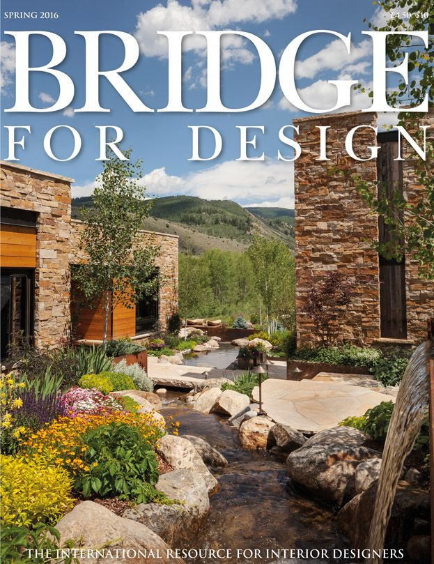 Bridge for Design - Spring 2016 - Beaumont & Fletcher luxury handmade…