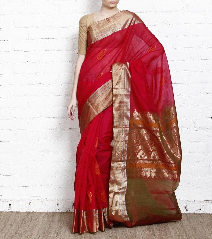 8 best Warli Art Sarees images on Pinterest | Silk sarees ...