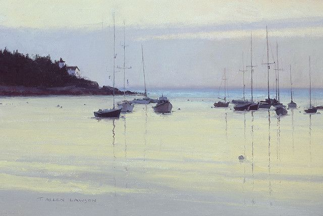 Calm of Evening - T. Allen Lawson