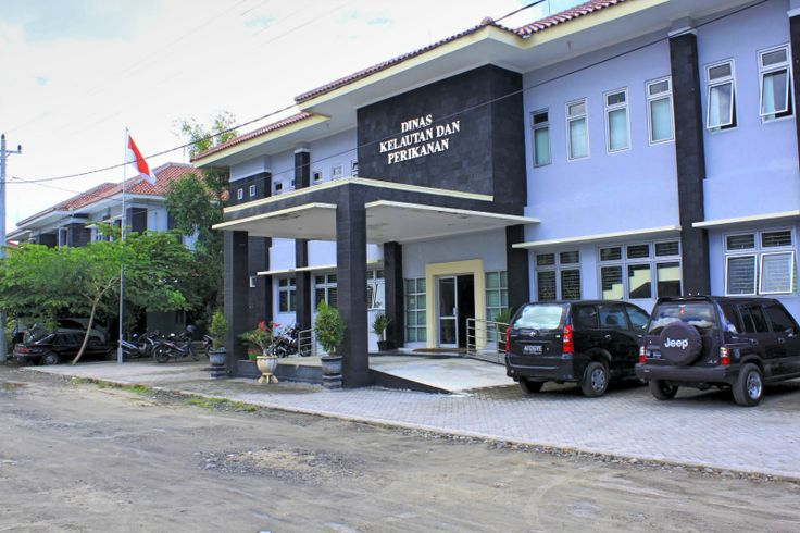 Kantor Dinas Perikanan dan Kelautan Kabupaten Bantul. Sumber: www.gudeg.net