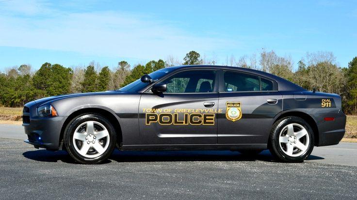 South Carolina Police Cruiser