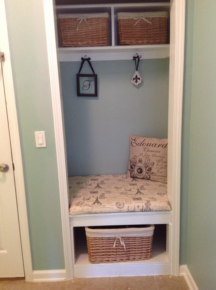 1000 images about closet conversion ideas on