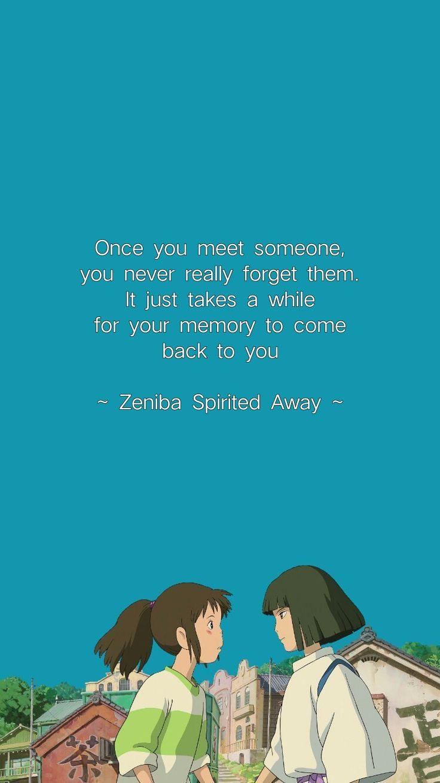 Spirited Away Ghibli Wallpaper For Iphone And Android Studio Ghibli Spirited Away Spirited Away Studio Ghibli Art