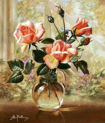 find this pin and more on cuadros flores by tinarte