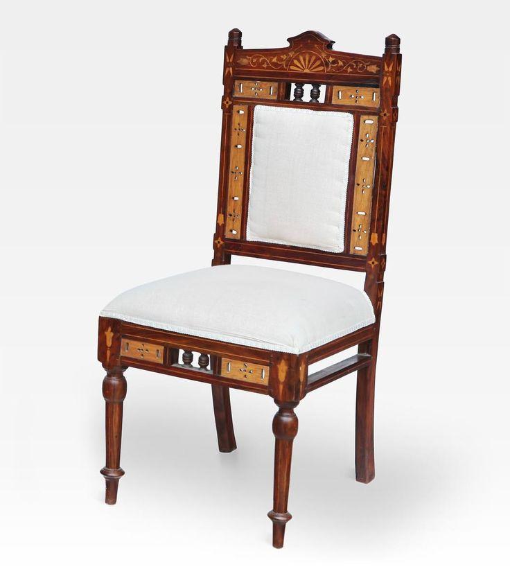 Set sedie indiane