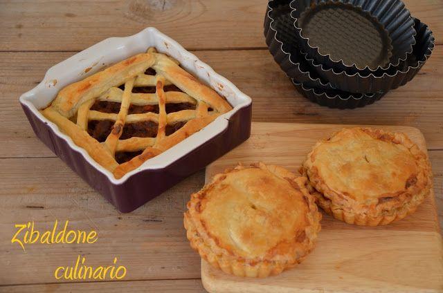 Zibaldone culinario: Beef Pie