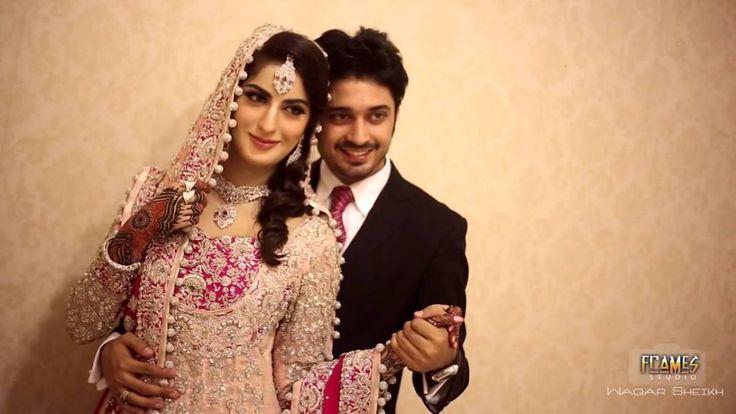 Babar Khan & Sana khan Wedding Romantic Pictures