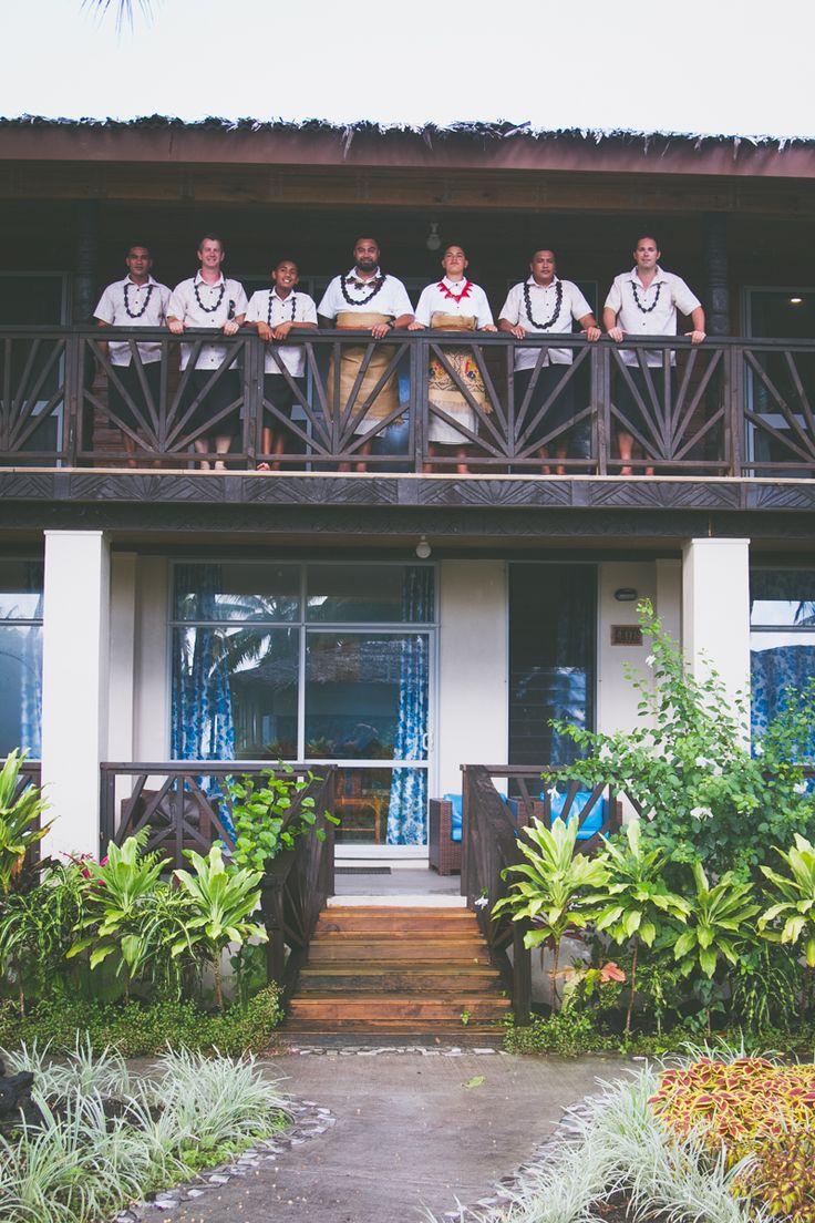 Eti & Michelle's Wedding Return to Paradise Beach Resort, SAMOA