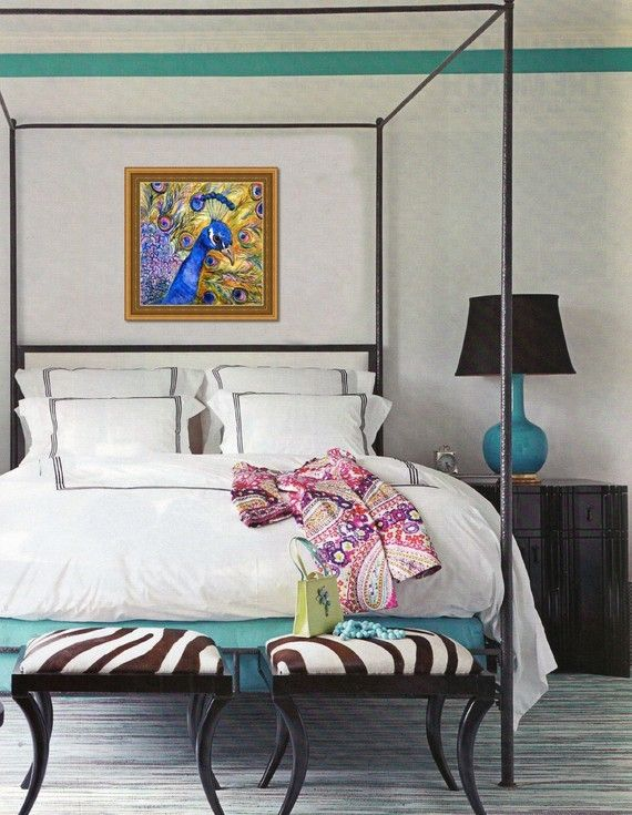 Be Sure To See Our Fun Turquoise Home Decor Ideas At CreativeHomeDecorations