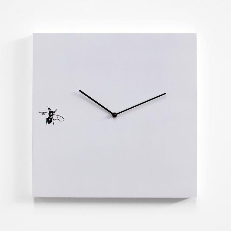 M s de 25 ideas incre bles sobre reloj pared en pinterest - Reloj de pared moderno ...