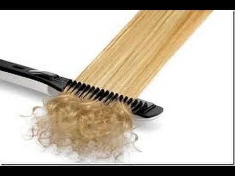 Revive tu cabello dañado en solo 15 minutos – y lo que necesitas es solo Este ingrediente! - YouTube