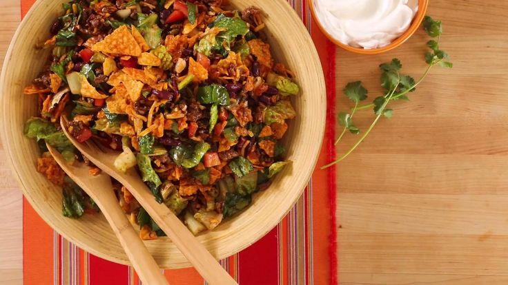 Spicy Dorito® Taco Salad Video
