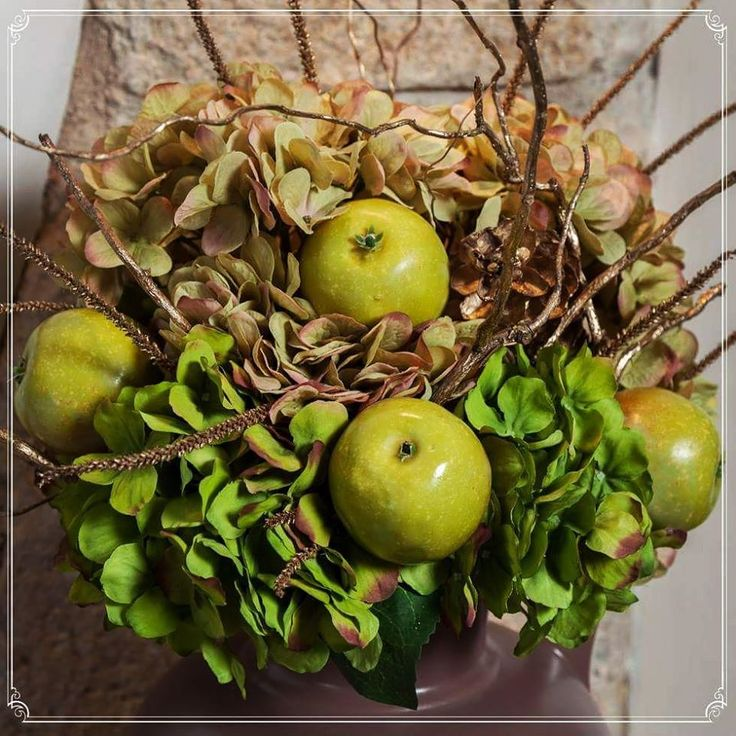 Apples in Bunches! A new type of Style for a Present!