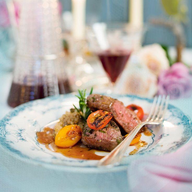Lammytterfilé+med+rostad+vitlökssky