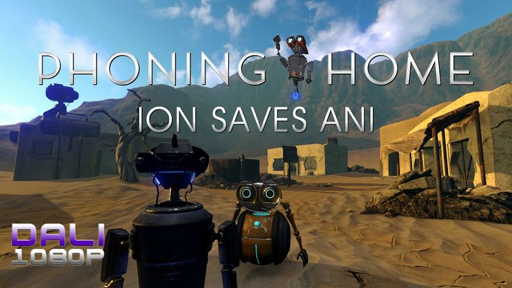 Phoning Home (ION saves ANI) In this video I show you how to find & save your new friend ANI.  #PhoningHome #PC #Steam #ionlands #YouTube #DaliHDGaming