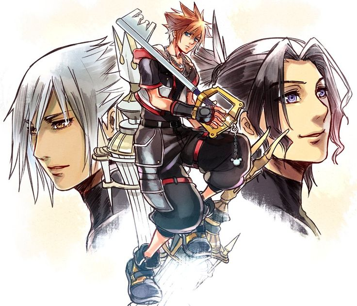 Kingdom Hearts 3!!! by ROSEL-D on DeviantArt | I'M SO EXCITED SORA AND YOUNG XEHANORT AND ERAQUS LOOK SO HOT