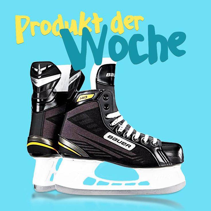 Bauer Skate Supreme 140 - ein attraktiver Skate für wenig Geld! Dieser Skate ist extrem leicht, passt für normale und auch etwas breitere Füße.
