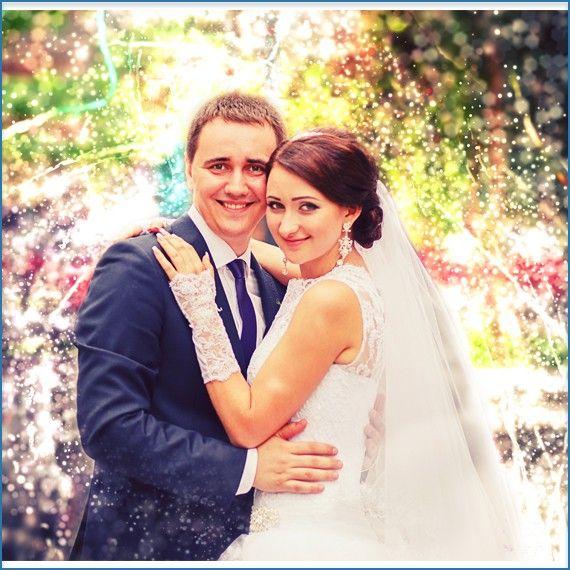 Awesome photo effects to jazz-up your wedding moments - www.jazzypics.com