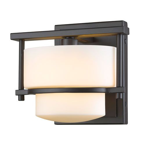 Porter Bronze LED Wall Sconce