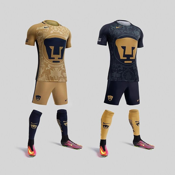 The @pumasmxoficial home and away kits are undoubtedly up there with the best in the past year but which one do you prefer? Home or away? . Tag a mate who loves a decent shirt! . #footydotcom #fcfc #footballboot #soccercleats #cleats #football #soccer #futbol #cleatstagram #totalsoccerofficial #fussball #footballshirts #shirts #aesthetics #design #nike #nikefootball #nikesoccer #pumas #ligamx #pumasunam #mexico #mexicocity
