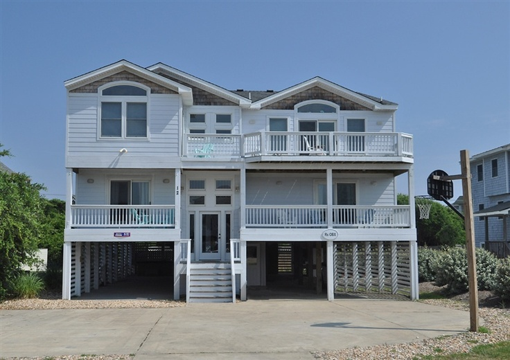 Twiddy Outer Banks Vacation Home - Rx OBX - SS - Oceanside - 7 Bedrooms