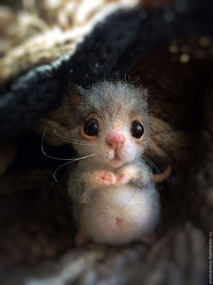Kaufen Sie Eine Maus Haus Gefunden Im Online Shop Women S Fashion Filztiere Tiere Ausgestopftes Tier