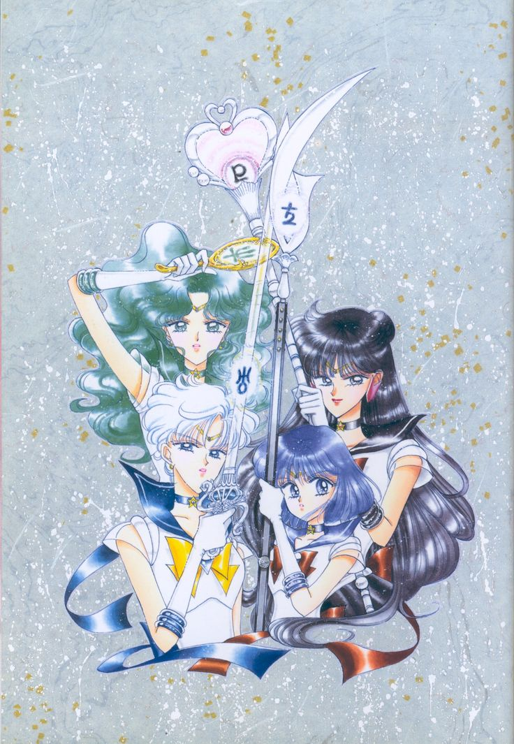 1st Gen Japanese Sailor Moon Manga Shopping Guide