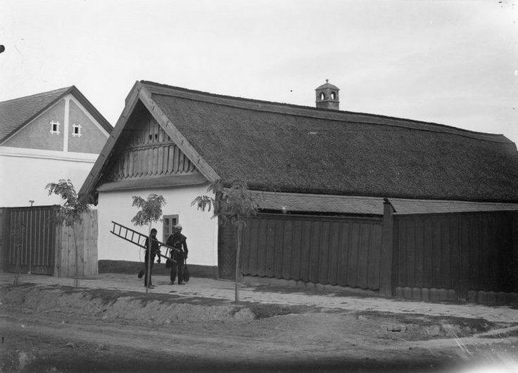 Kéményseprők, Hódmezővásárhely 1900-as évek eleje  (fotó Plohn József)