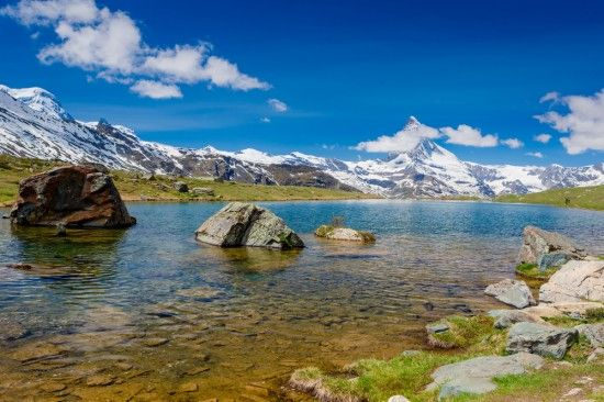 Top 5 Unique Trekking Holidays - SHE'SAID' Global. Haute Route, France/Switzerland