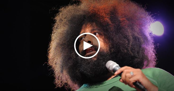 Reggie Watts' beats defy boxes. Unplug your logic board and watch as he blends poetry and crosses musical genres in this larger-than-life performance.