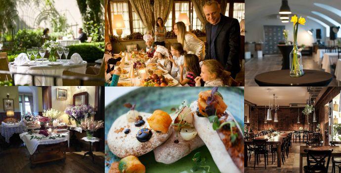 Oto 10 najlepszych warszawskich restauracji.